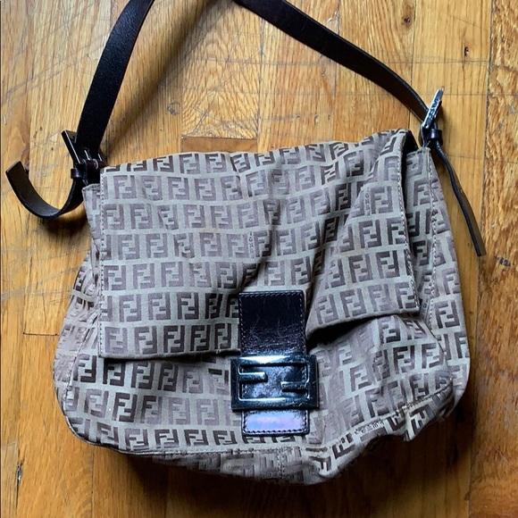 Fendi Shoulder Bag AUTHENTIC